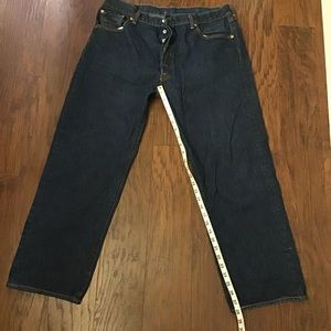 Levi's Jeans - Levi's 501 Original Jeans Button Fly 38